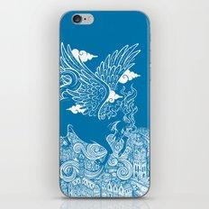 The Last Day of Pegasus iPhone & iPod Skin