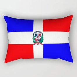 Flag of Dominican Republic Rectangular Pillow