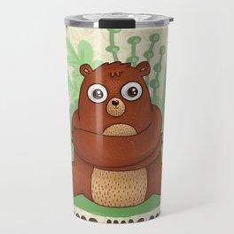 BEAR HUG ME Travel Mug