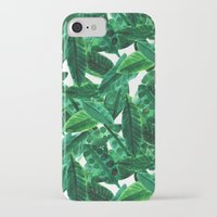 palm iPhone & iPod Cases featuring Palm  by Amy Sia