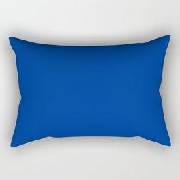 Air-Force-Blue Rectangular Pillow