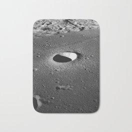 Apollo 10 - Moltke Moon Crater Bath Mat