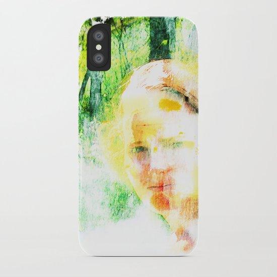 Miss. Sunshine  iPhone Case