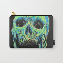 Jelly Skull Carry-All Pouch