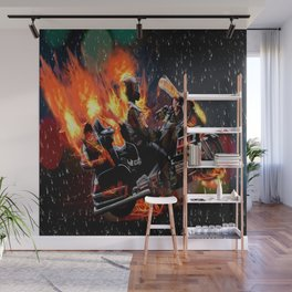 Ghost rider Wall Mural