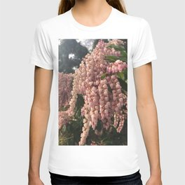 Pink Lily of the Valley T-shirt