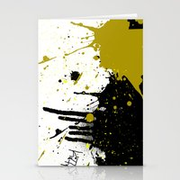 beast Stationery Cards featuring Beast by Kellie Anne