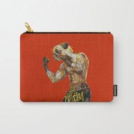Pug Muay Thai Carry-All Pouch