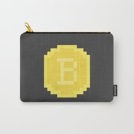 The Bit Coin Carry-All Pouch
