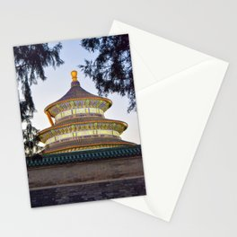 Temple of Heaven Stationery Cards