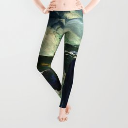 "George Wesley Bellows ""Rock Bound"" Leggings"