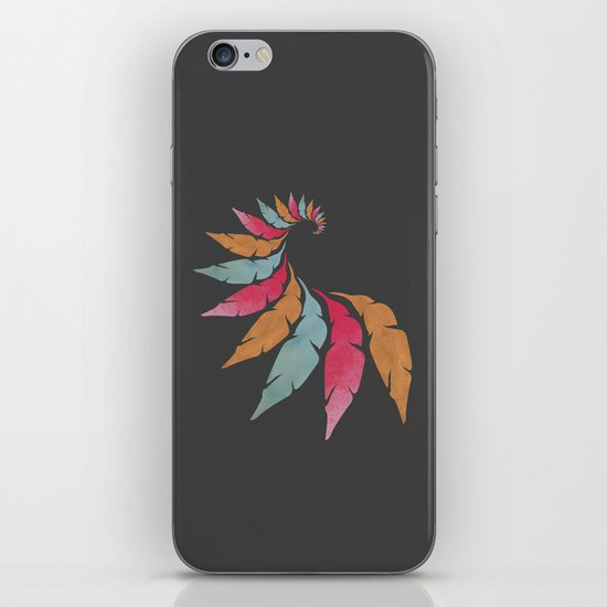 The Feathers iPhone & iPod Skin