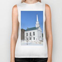 New England Church Biker Tank