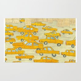 Taxis Rug