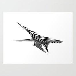 'Untitled #02' Art Print