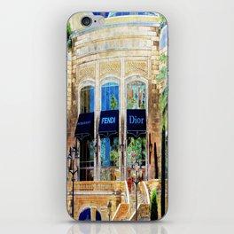 Fashion Vegas Style iPhone Skin