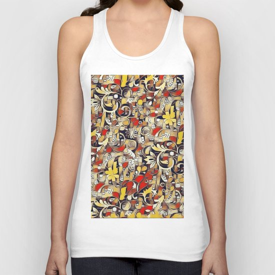 My Fantasy World 38 Unisex Tank Top