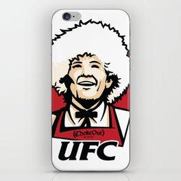 UFC-KFC Khabib Nurmagomedov iPhone Skin