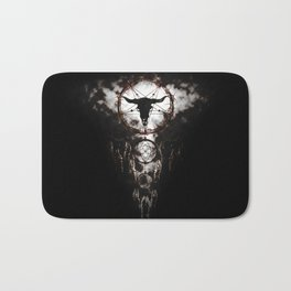 Dreamcatcher - Pentagram Bath Mat