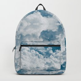 Heavenly Clouds Mandala | X Marks the Spot Backpack