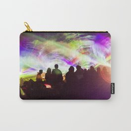Laser show crowd Carry-All Pouch