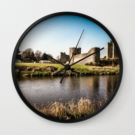 Defending the Realm Wall Clock