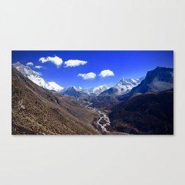 Himalayan Valley Canvas Print