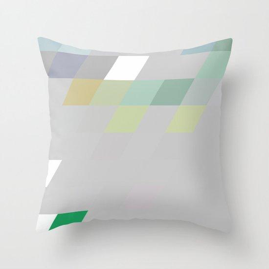 Develop Throw Pillow