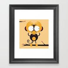 3 MONKEYS see Framed Art Print