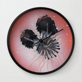 Talking Heads Wall Clock