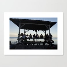 Sweet Afternoon Canvas Print