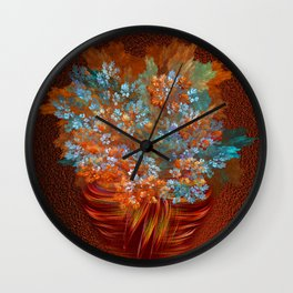 A gift of joy  Wall Clock