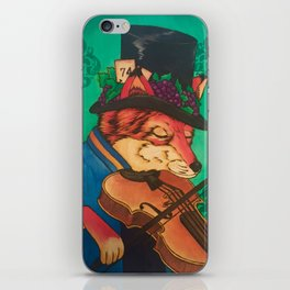 Great Uncle Perceval iPhone Skin
