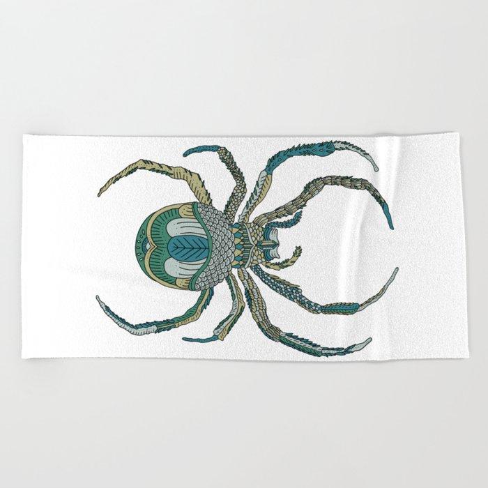 Spider Beach Towel
