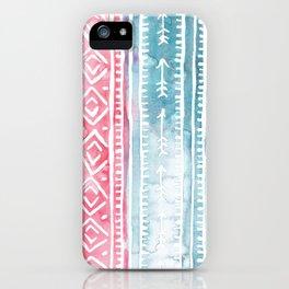 Tribal2 iPhone Case