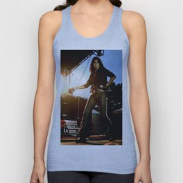 Alice Cooper Fence Stance Unisex Tank Top