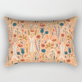 In The Meadow Rectangular Pillow