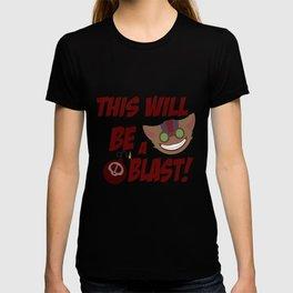 League of legends Ziggs T-Shirt T-shirt