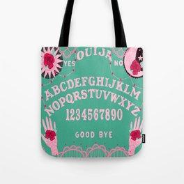 Diva Ouija Board Art Tote Bag