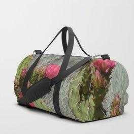 Cacti in Bloom - 3 Duffle Bag