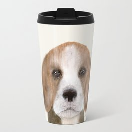 little beagle Travel Mug