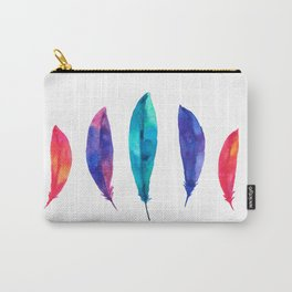 Feather Pizzazz Carry-All Pouch