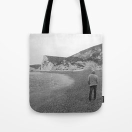 Durdle Door Beach England Tote Bag