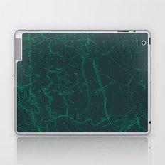 Contour Mapping v.1 Laptop & iPad Skin