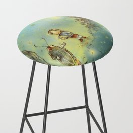 Firefly Forest Bar Stool