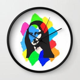 Mona.L Wall Clock