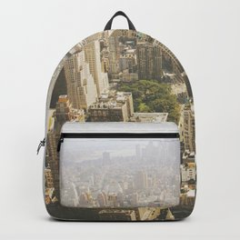 Hazy City - Manhattan Backpack