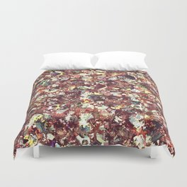Steampunks of Toon Town Duvet Cover