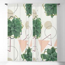 Lovely Succulents #redbubble #decor #buyart Blackout Curtain
