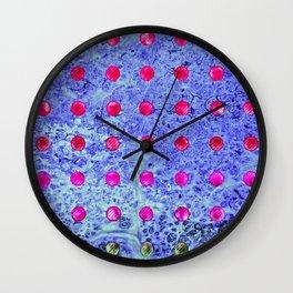 DOT PARTY Wall Clock